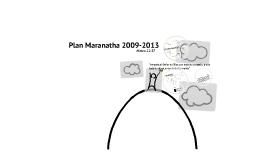 Plan Maranatha 2009-2013