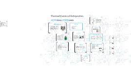 Thermodynamics of Refridgerators