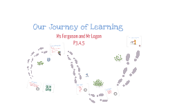 Journey of Learning