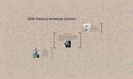 20th Century American Literary