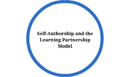 Self-Authorship and the Learning Partnership Model