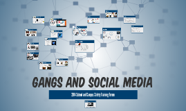 Gangs and Social Media