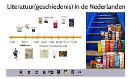 v4 Literatuurgeschiedenis in de Nederlanden