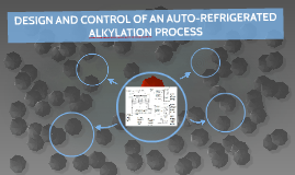 DESIGN AND CONTROL OF AN AUTO-REFRIGERATED