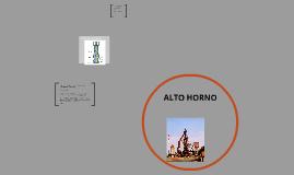 ALTO HORNO
