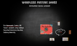 Copy of Wordless Picture Books