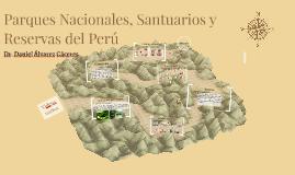 Parques Nacionales, santuarios y Reservas del Perú