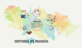 Copy of HISTORIA DE FRANCIA