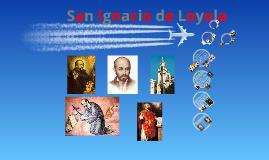 San Igancio de Loyola
