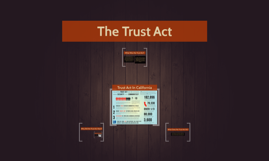 The Trust Act