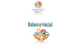 DESAFÍO ESIC 2014 - MALOMA - DECISIÓN 3 - Balance Inicial