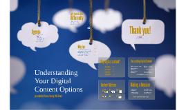 Understanding Digital Content Options for Baltimore/DC Schooles