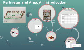 Perimeter and Area: An Introduction: