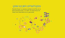 Copy of MIX ESTRATEGICO Y EL PLAN DE LA INTRACOMUNICACION