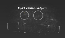 Impact of Business on Sports