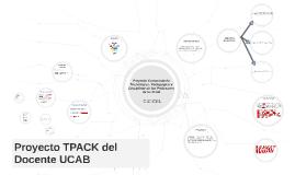 Proyecto Conocimiento Tecnológico, Pedagógico y Disciplinar