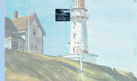 Edward Hopper- Focus on Watercolor Lighthouses