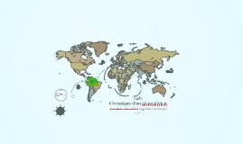 Chronique d'un geomaticien