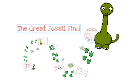 Copy of The great fossil find