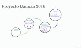 Proyecto Damián 2016