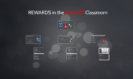 Using REWARDS in the Read 180 Classroom