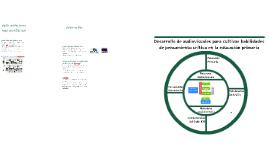 Desarrollo de audiovisuales para cultivar habilidades de pensamiento crítico en la educación primaria