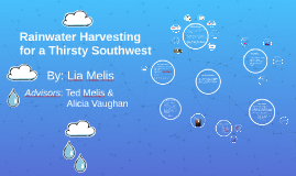 Copy of Rainwater Harvesting for a Thirsty Southwest