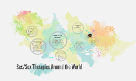 Sex/Sex Therapies Around the World