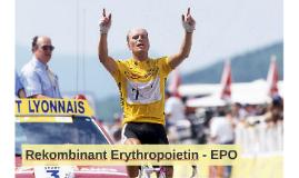 Rekombinant Erythropoietin - EPO