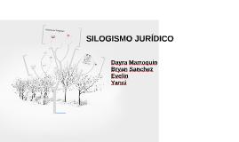 Copy of SILOGISMO JURÍDICO