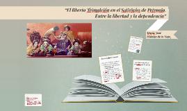 """""""El liberto Trimalción en el Satiricón de Petronio."""