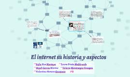 El internet su historias y aspectos