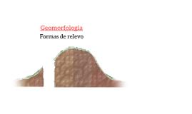 Geomorfologia Brasileira