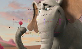 Horton hears a who-Faces of symbolism