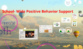 Copy of Positive Behavior in Schools PCSSC
