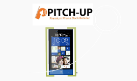 Pitch-up