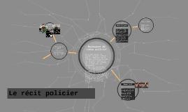 Le récit policier