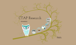 CTAP Research