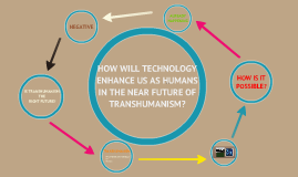 Science 9 Inquiry Based project how will technology enhance us as humans into the future of transhumanism