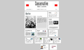 Copy of Conservative