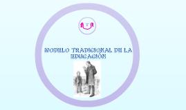 Modelo Tradicional de Enseñanza