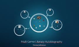 Multi Genre Literacy Autobiography