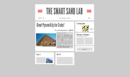 The Smart Sand Lab