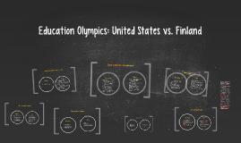 Education: United States vs. Finland
