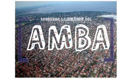 Copy of AMBA- Gobernabilidad