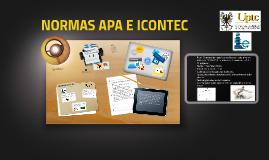 Copy of Copy of NORMAS APA E INCONTEC