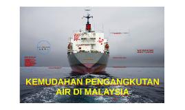 KEMUDAHAN PENGANGKUTAN AIR DI MALAYSIA