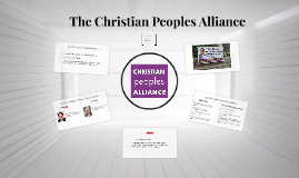 Christian Peoples Alliance