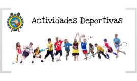 Actividades deportivas Escuela Mexicana Americana