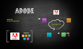 Adobe paquetería